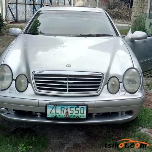 Mercedes-Benz Clk 2001 - 2