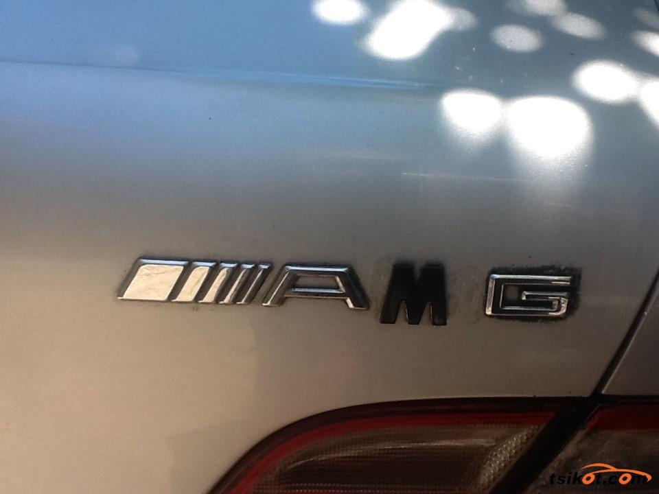 Mercedes-Benz Clk 2001 - 9
