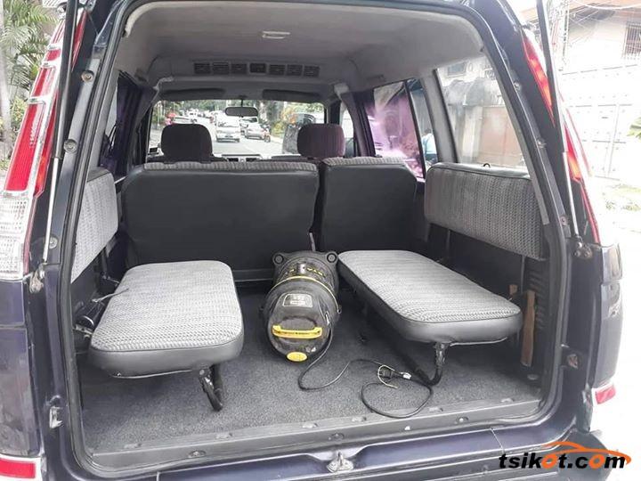 Mitsubishi Adventure 2002 - 9