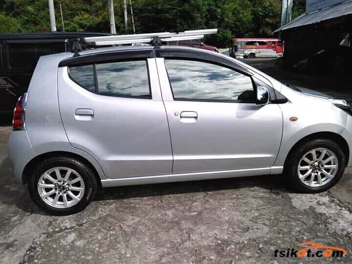 Suzuki Celerio 2012 - 2