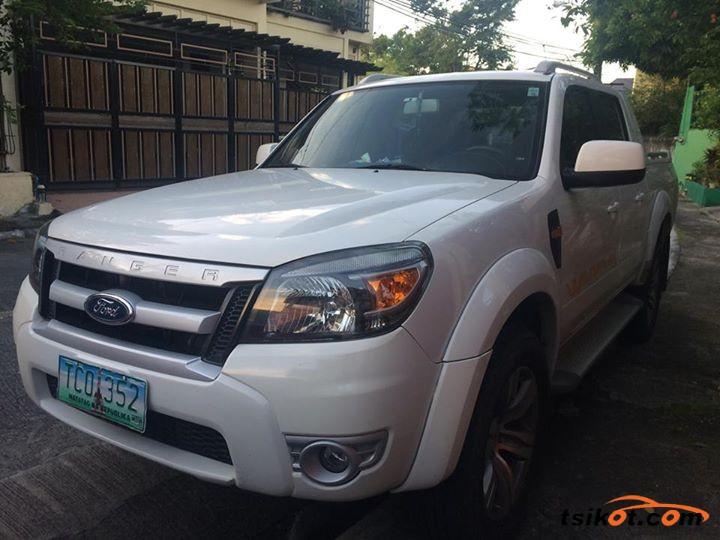 Ford Ranger 2012 - 1
