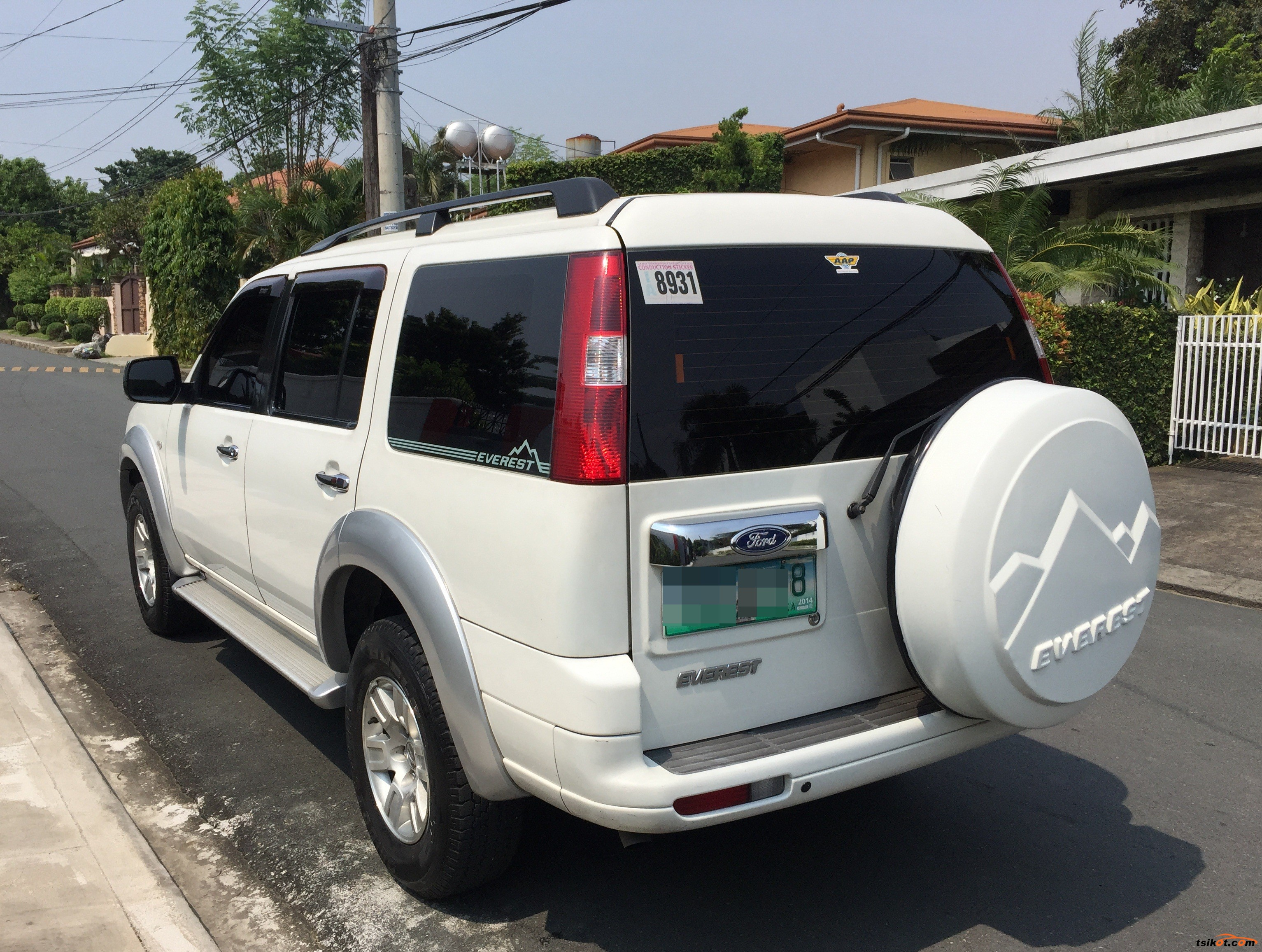 Ford Everest 2007 - 5