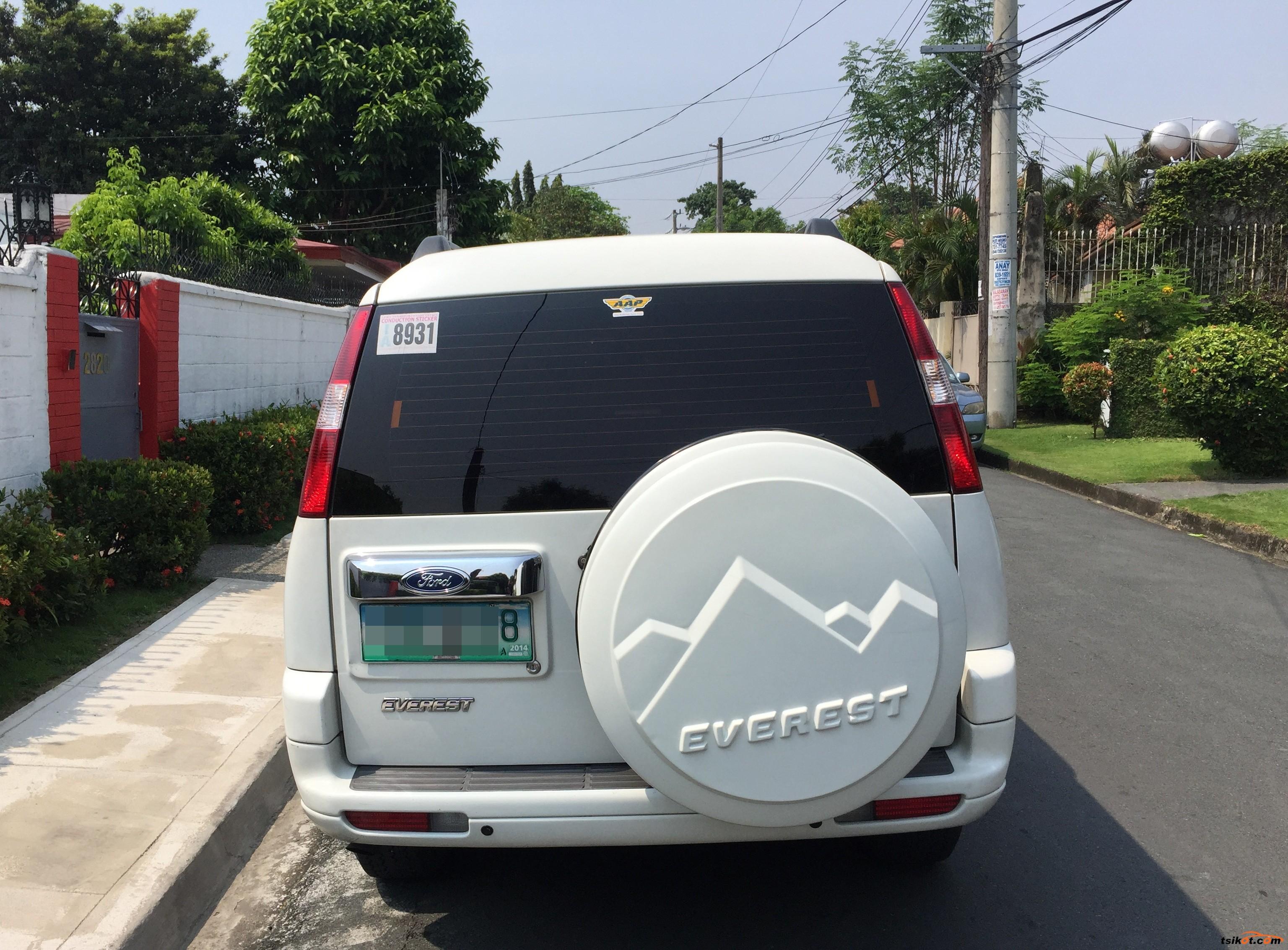 Ford Everest 2007 - 7