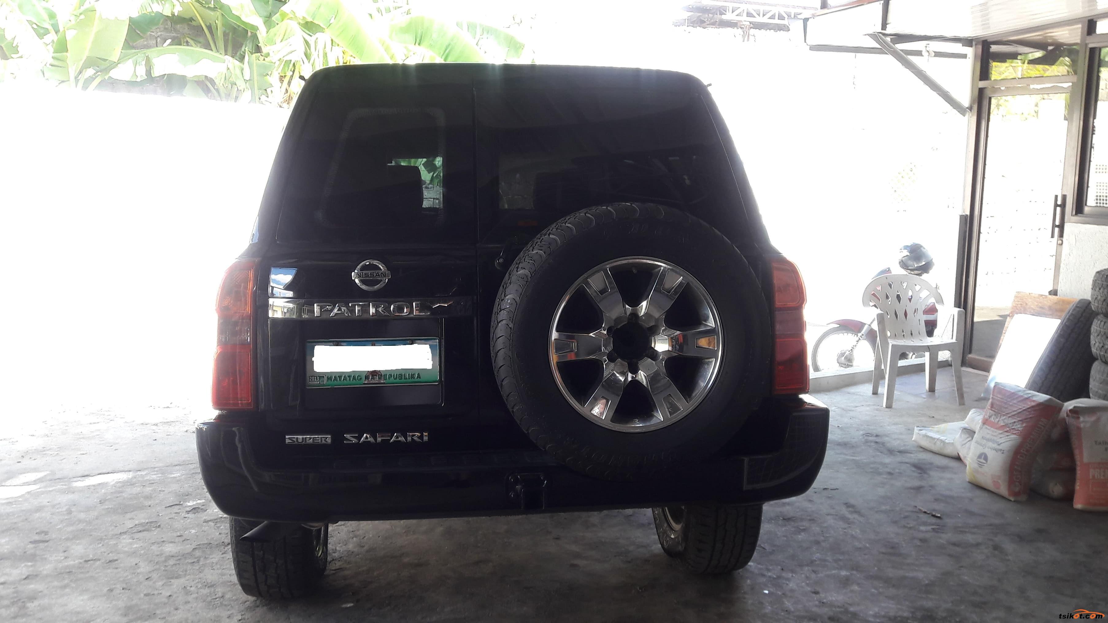 Nissan Patrol 2010 - 1