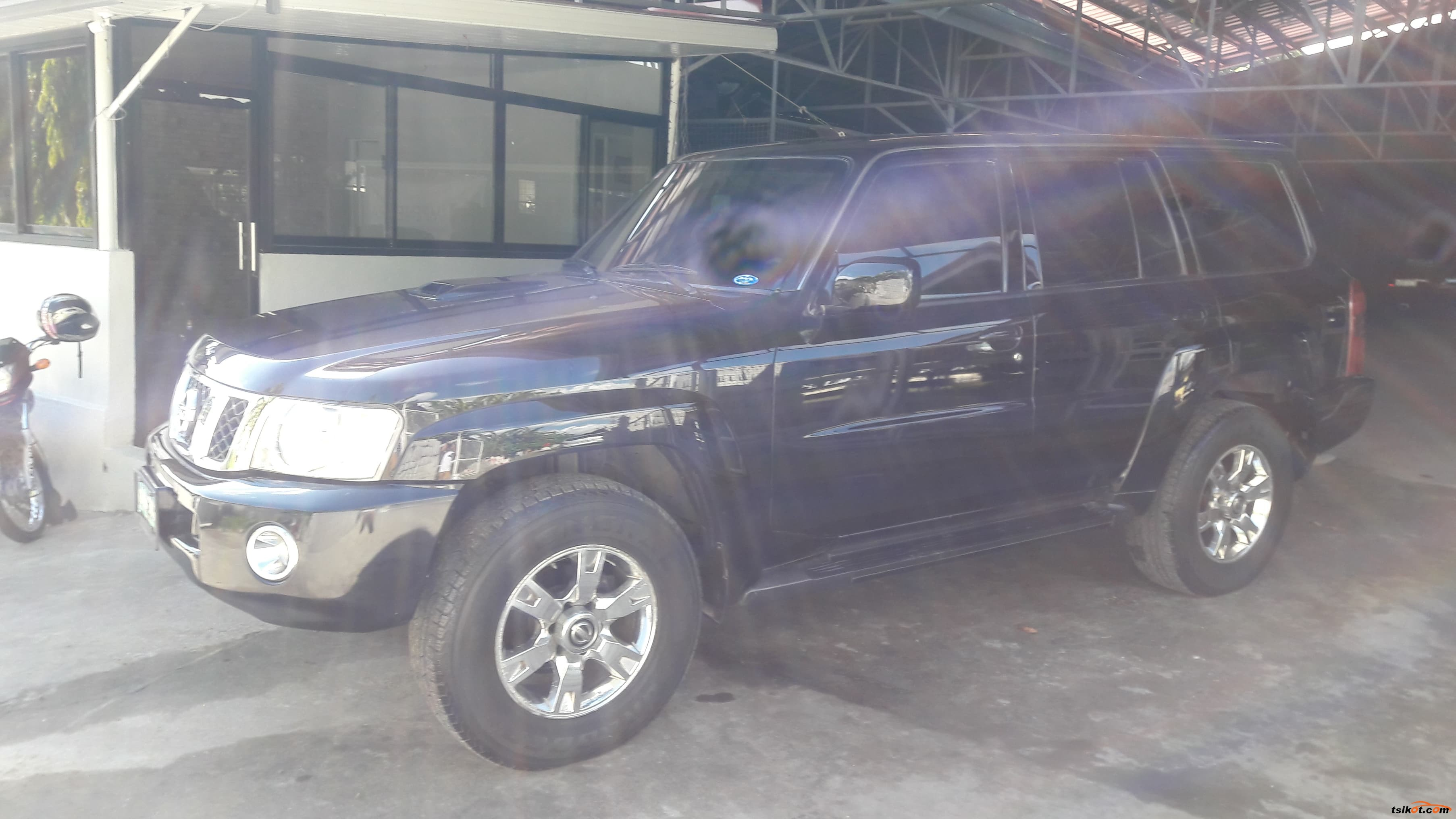 Nissan Patrol 2010 - 10