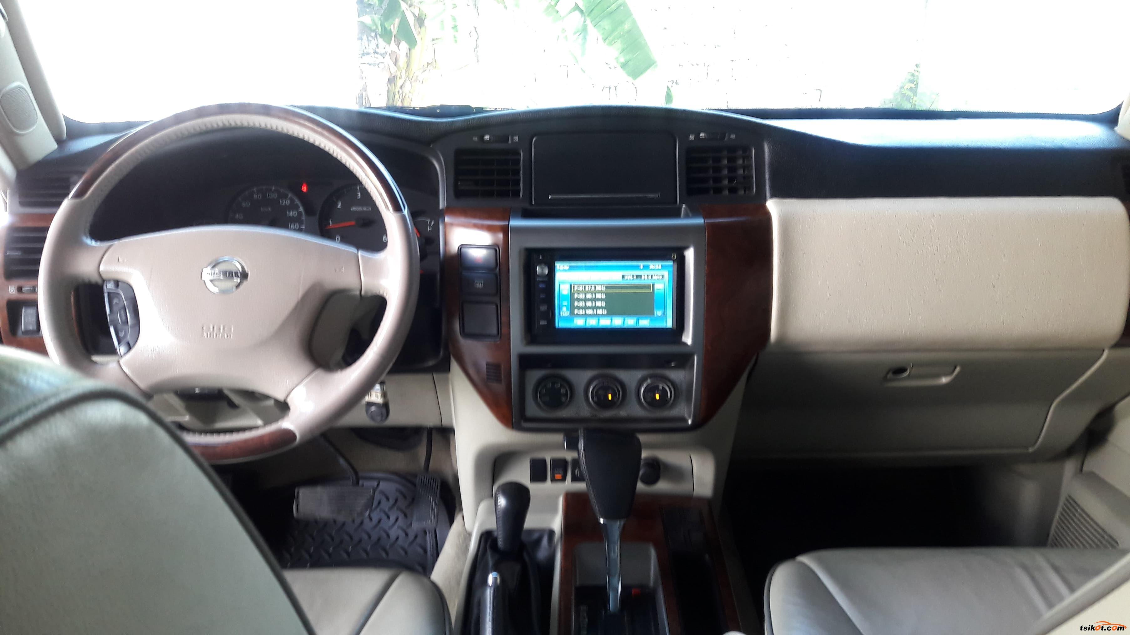 Nissan Patrol 2010 - 7