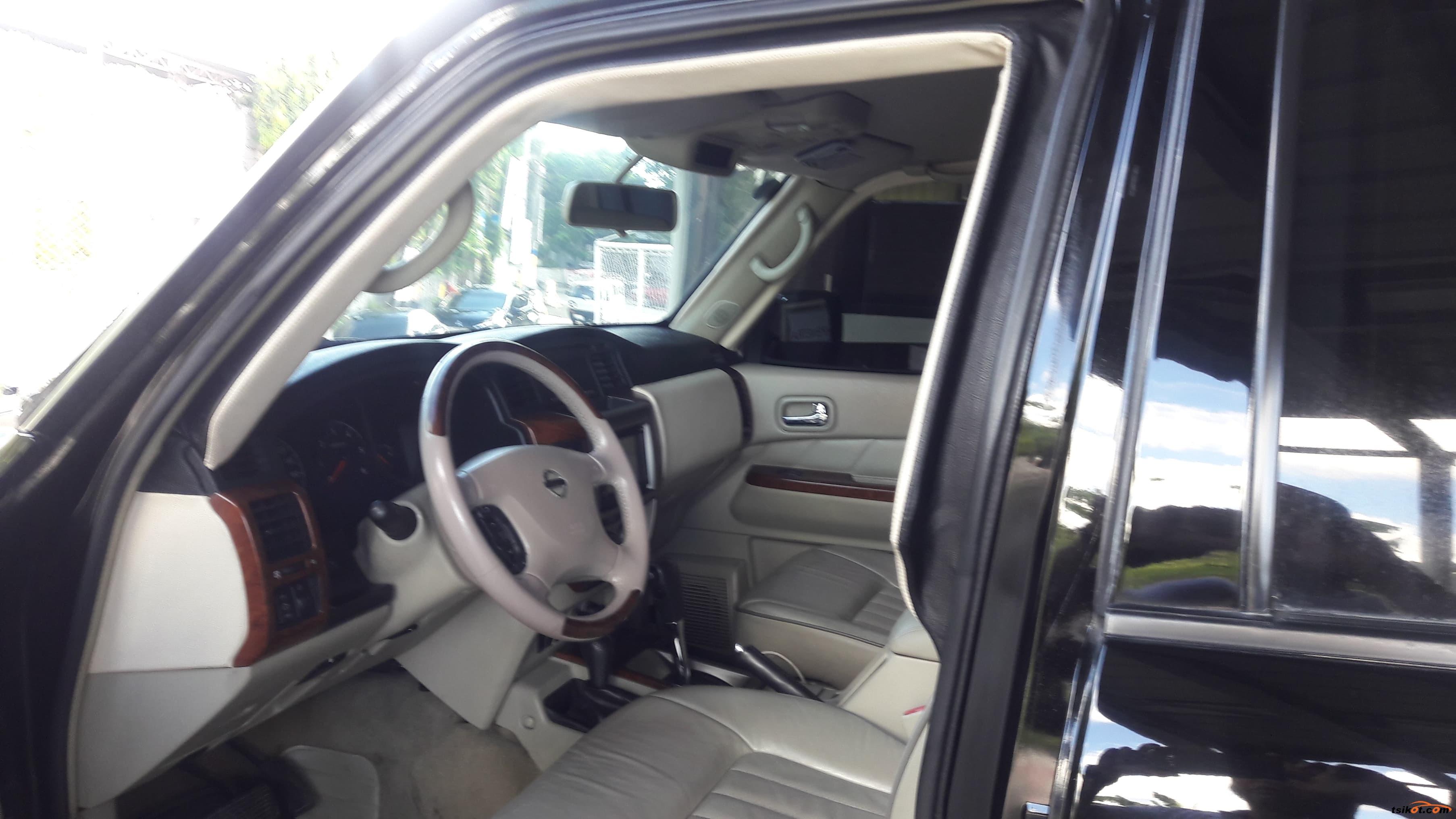 Nissan Patrol 2010 - 8