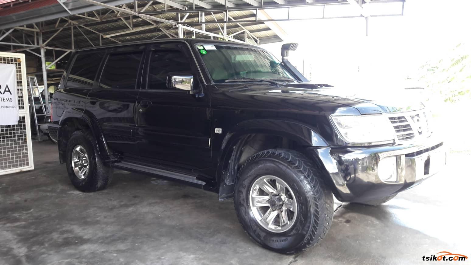 Nissan Patrol 2004 - 9