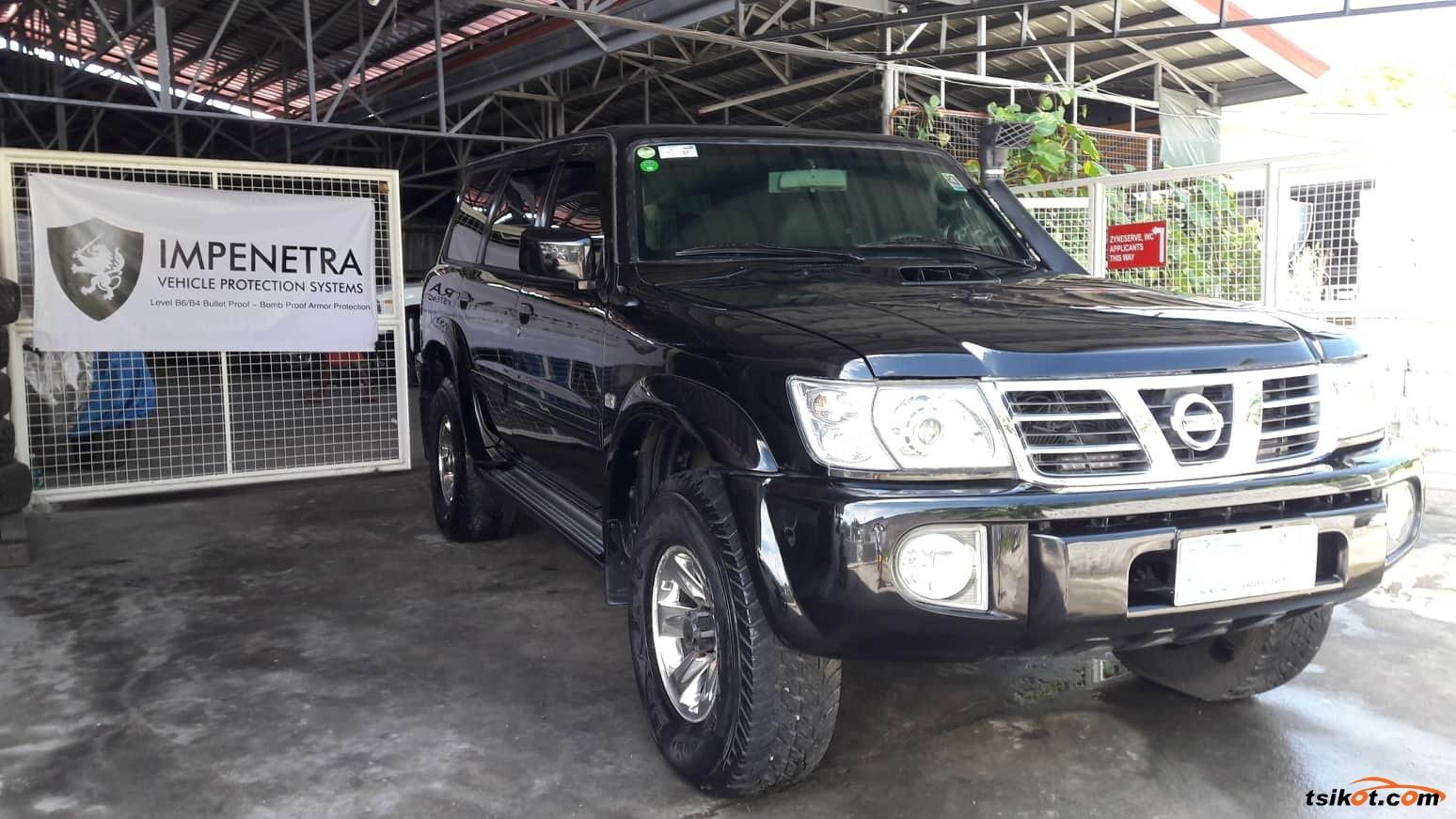 Nissan Patrol 2004 - 3