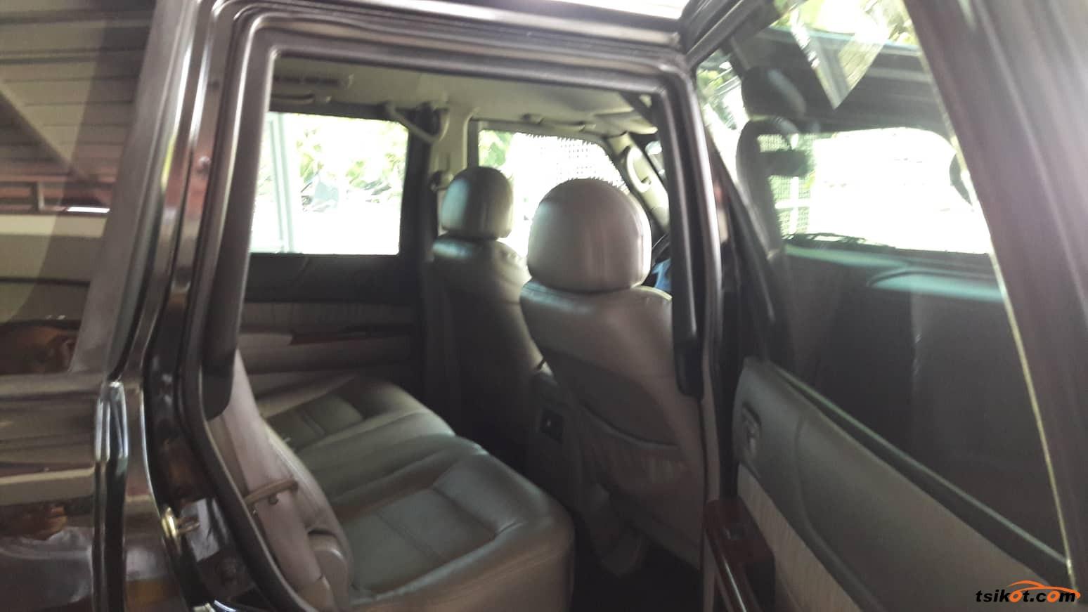 Nissan Patrol 2004 - 4