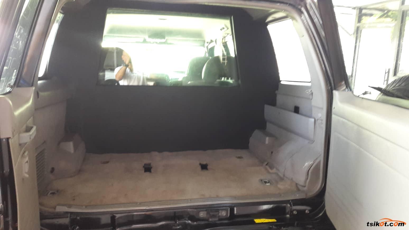 Nissan Patrol 2004 - 5