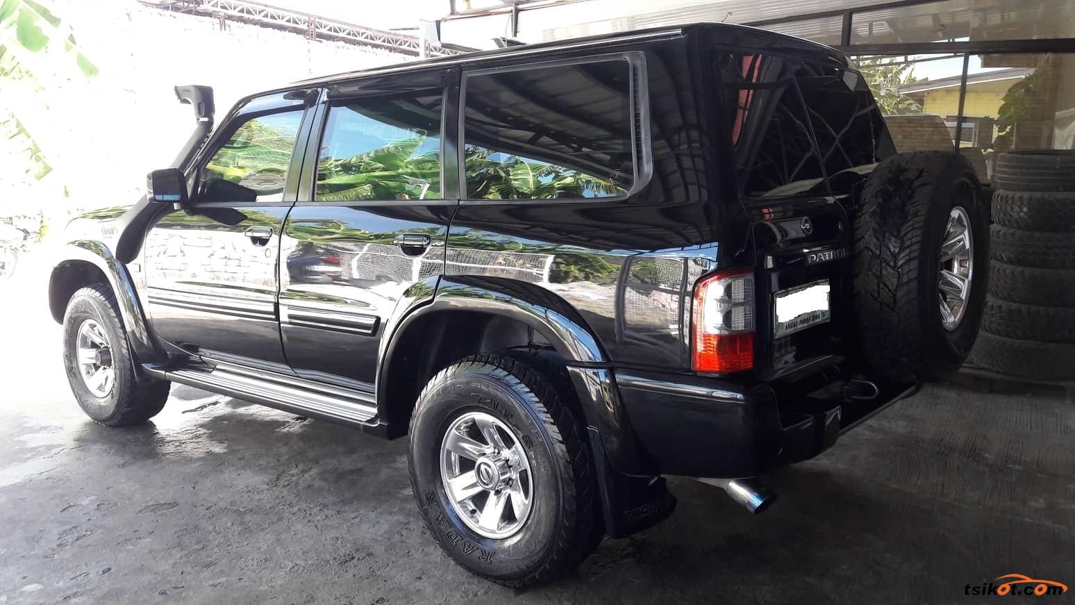 Nissan Patrol 2004 - 8