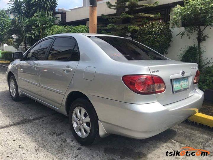 Toyota Corolla 2006 - 2