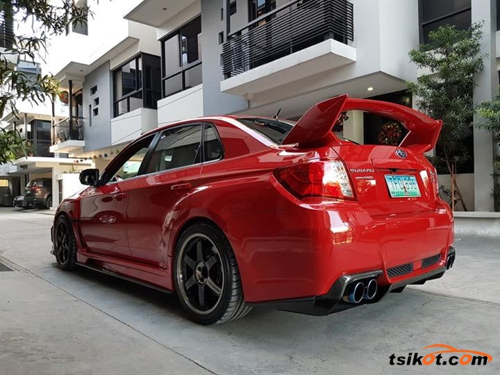 Subaru Wrx 2011 - 2