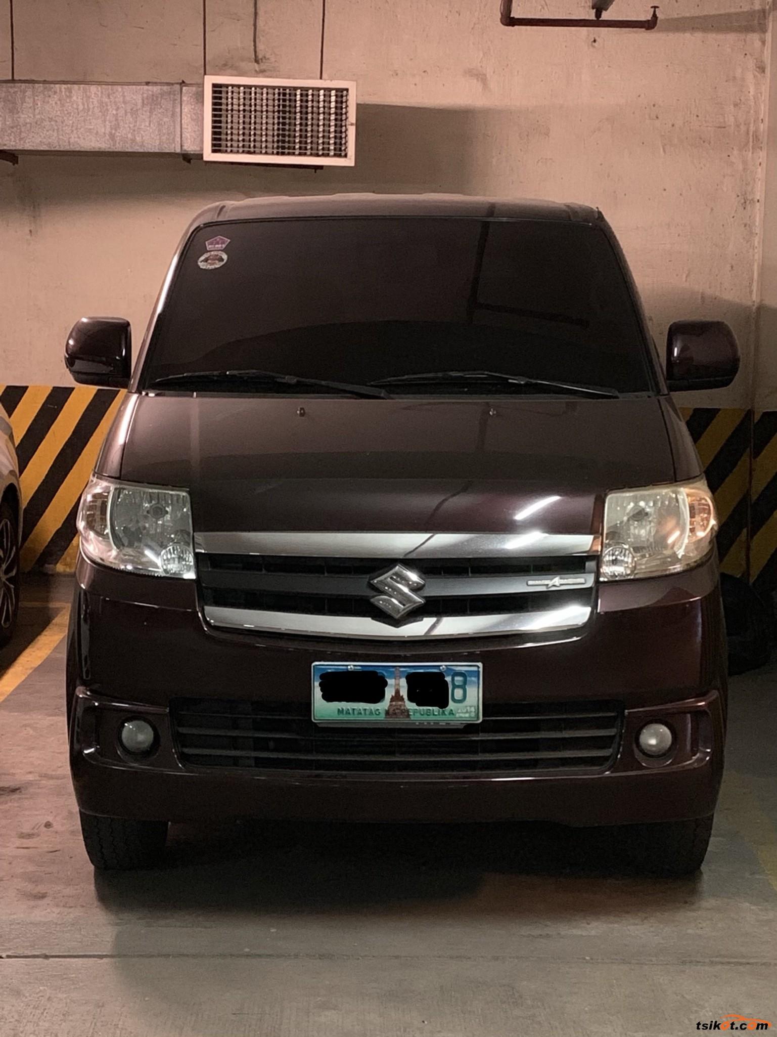 Suzuki Apv 2010 - 2