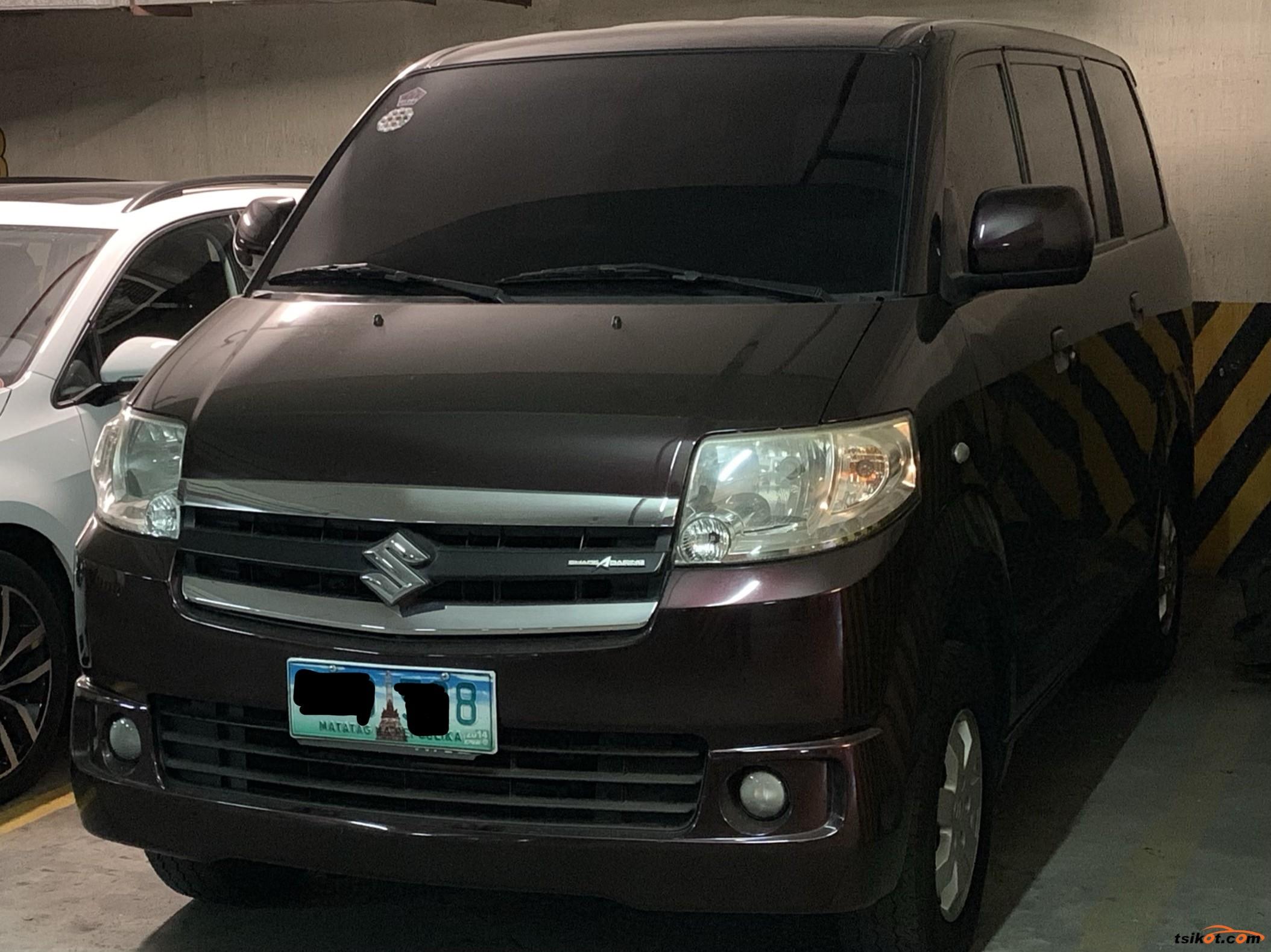 Suzuki Apv 2010 - 3