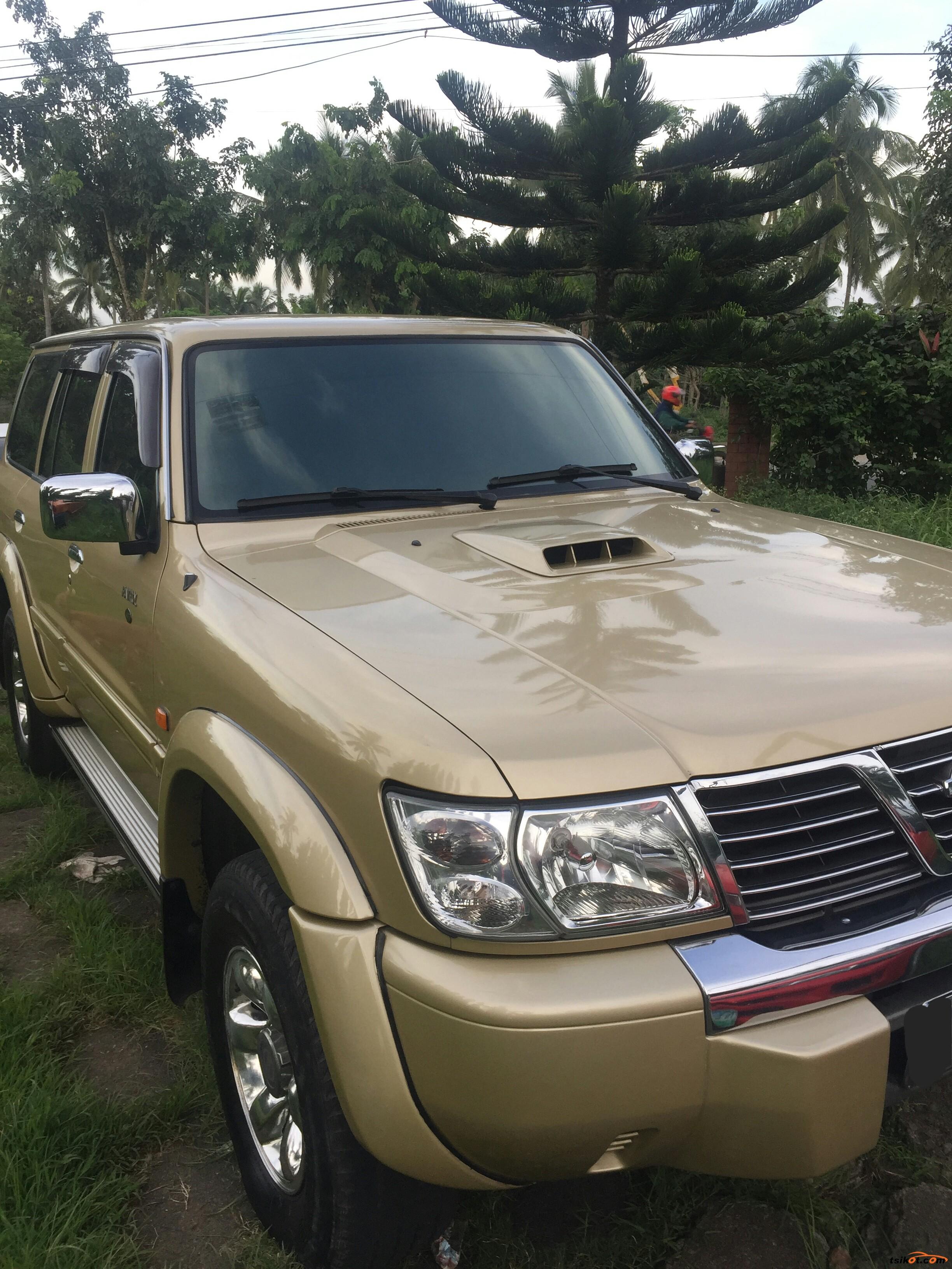 Nissan Patrol 2002 - 1