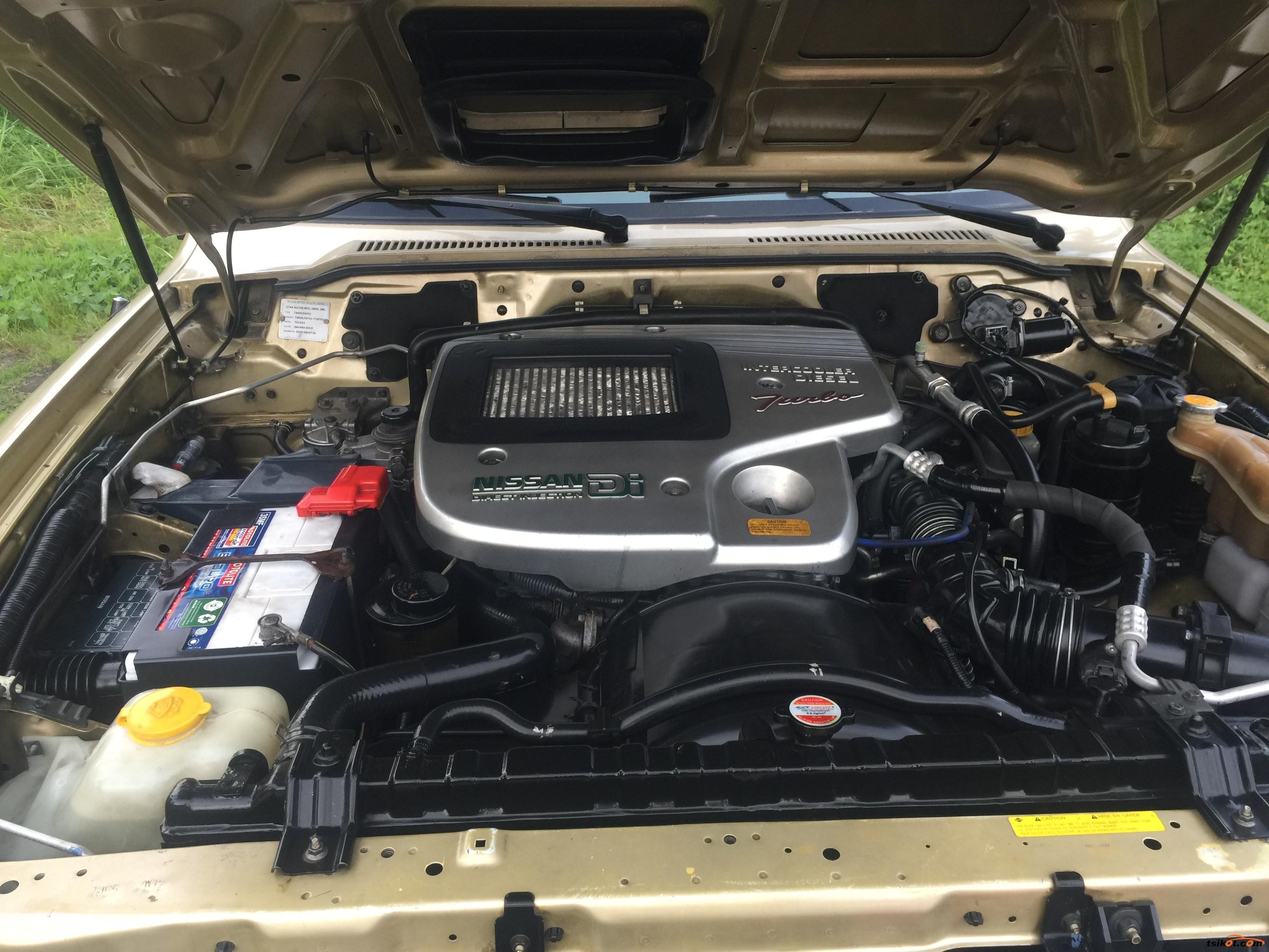 Nissan Patrol 2002 - 4