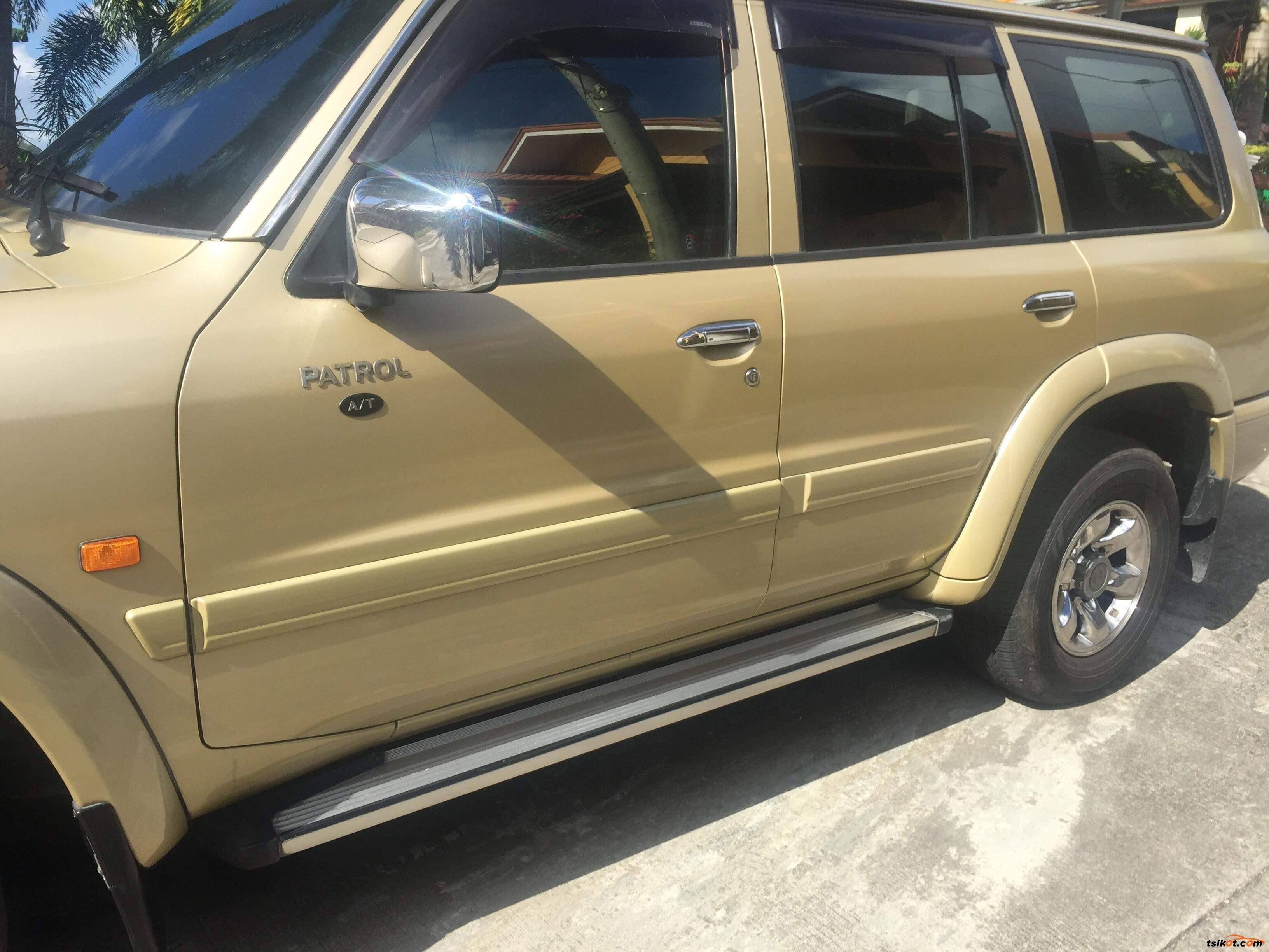 Nissan Patrol 2002 - 8