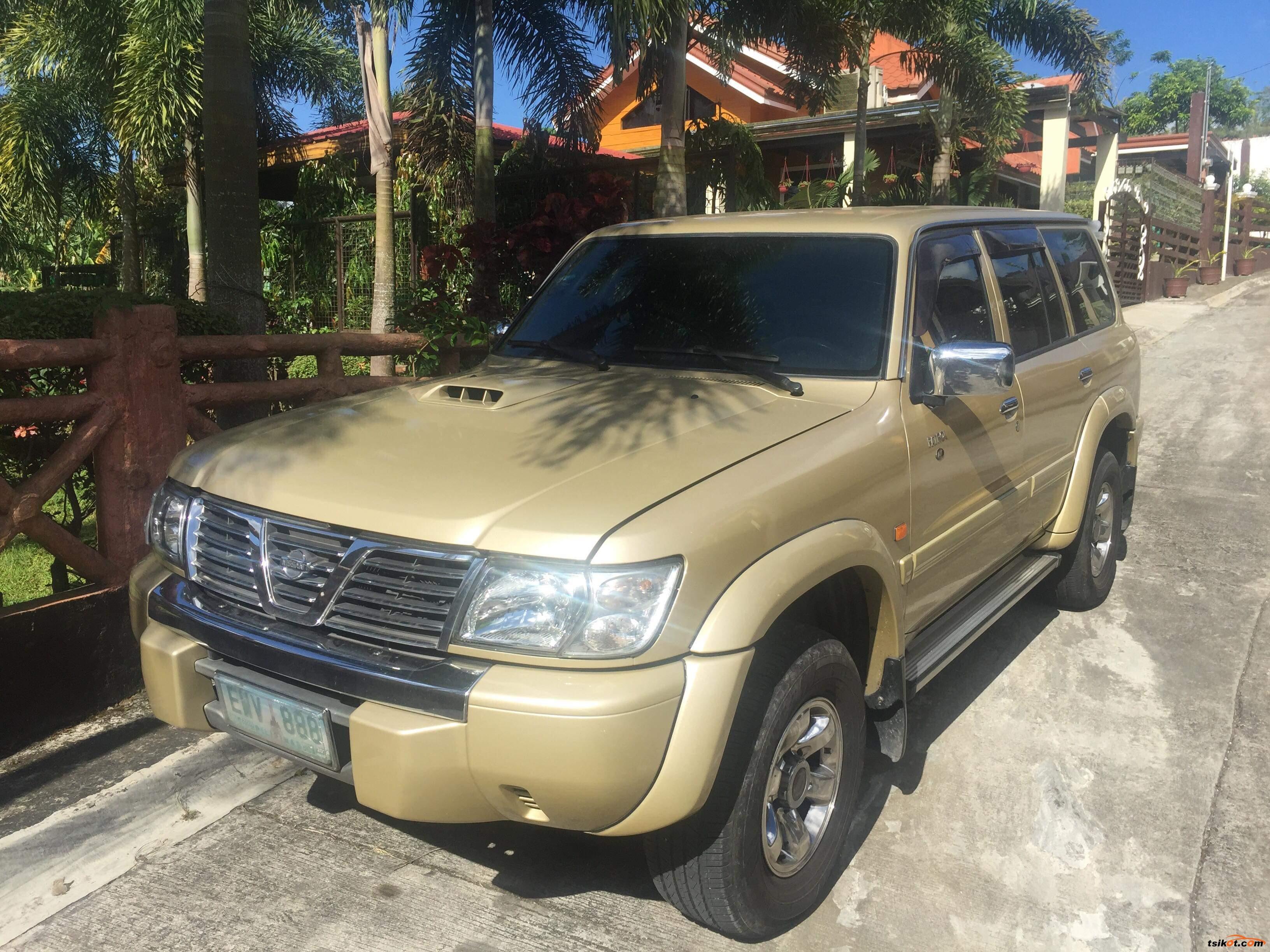 Nissan Patrol 2002 - 7