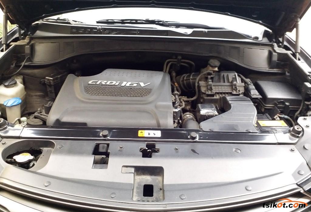 Hyundai Santa Fe 2016 - 3