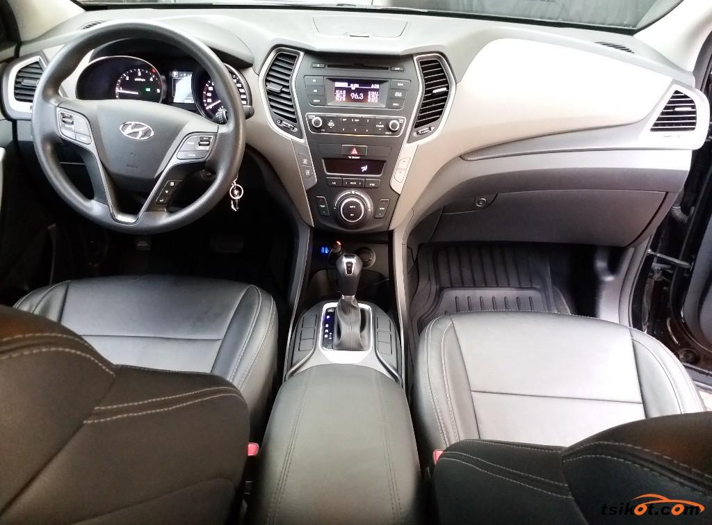 Hyundai Santa Fe 2016 - 4