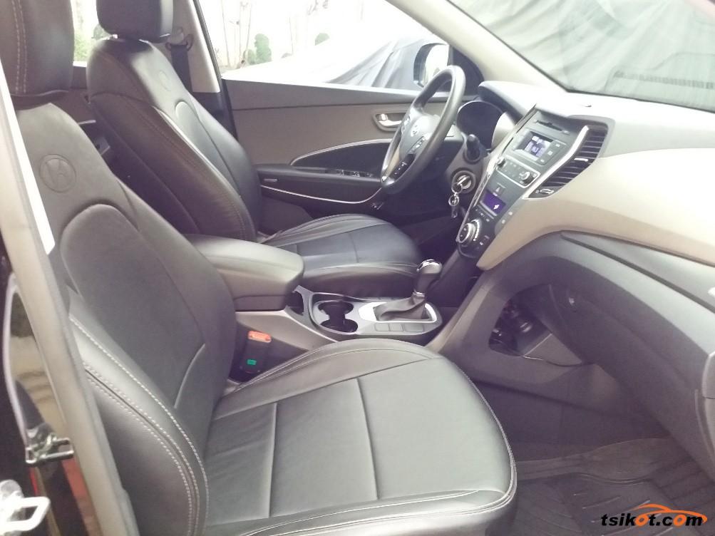 Hyundai Santa Fe 2016 - 5