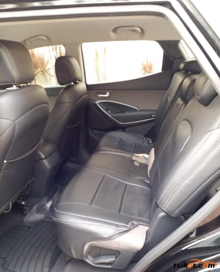 Hyundai Santa Fe 2016 - 8