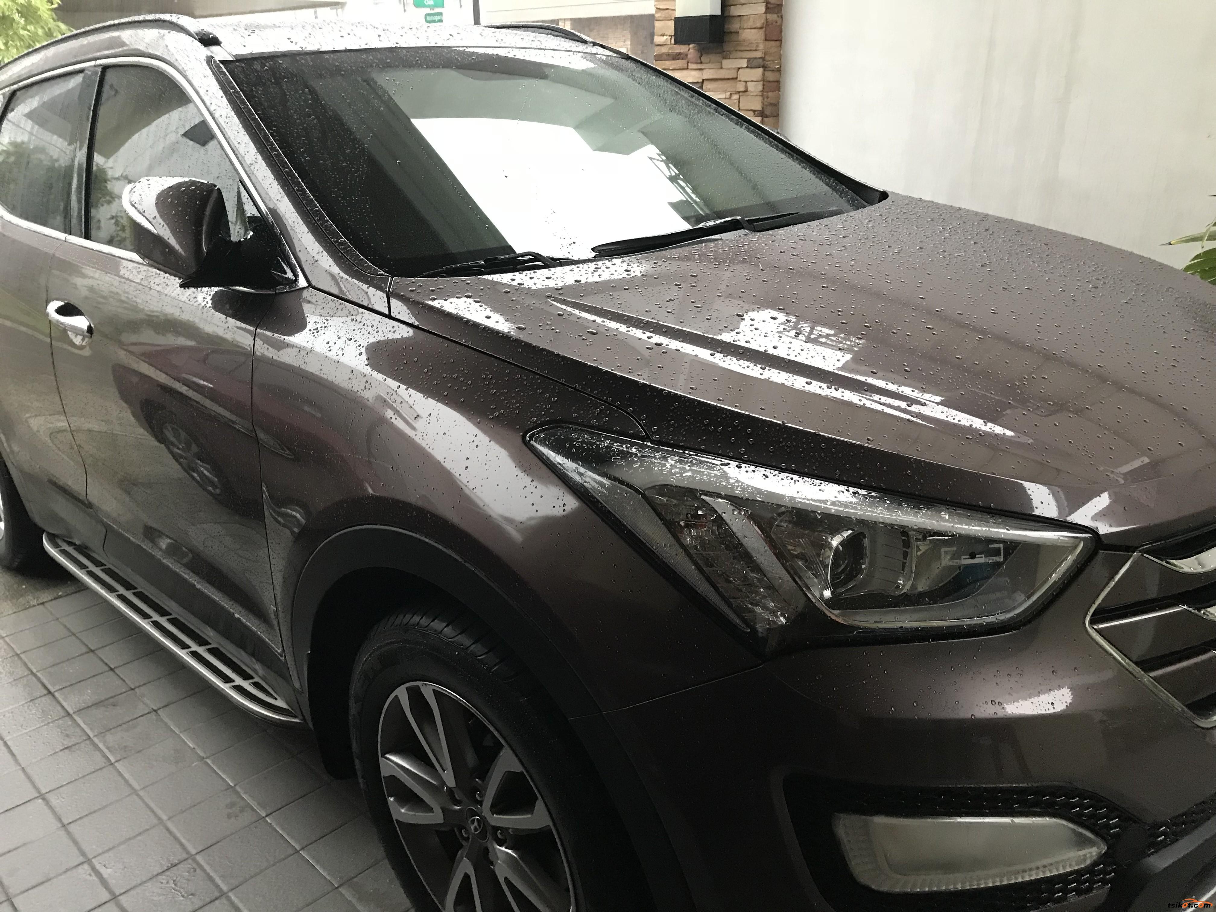 Hyundai Santa Fe 2013 - 8