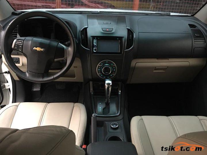 Chevrolet Colorado 2013 - 3