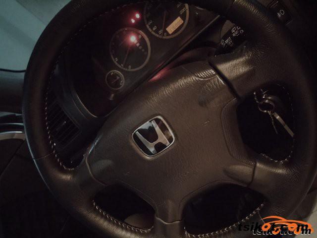 Honda Cr-V 2003 - 5
