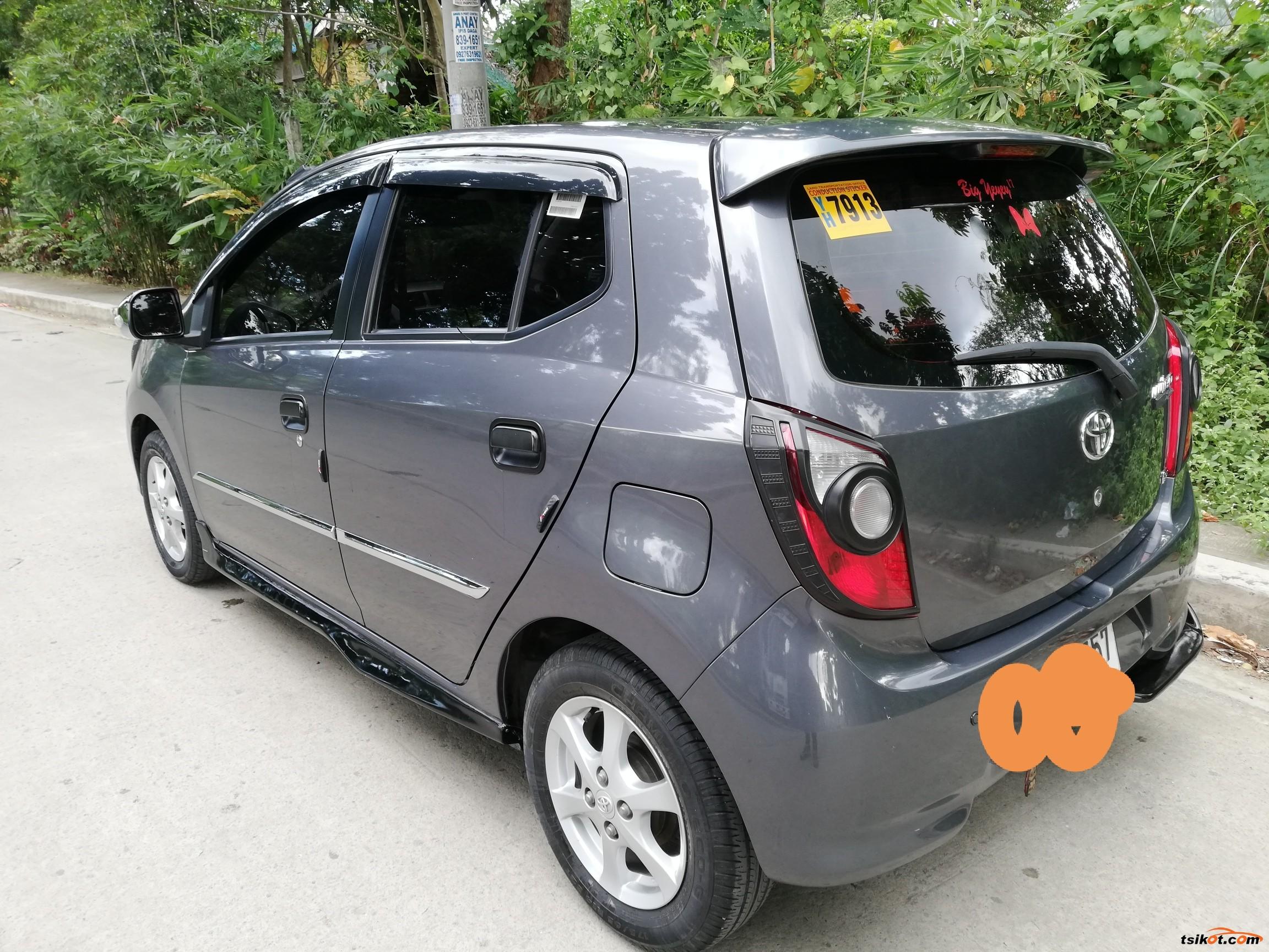 Toyota Wigo 2015 - 7