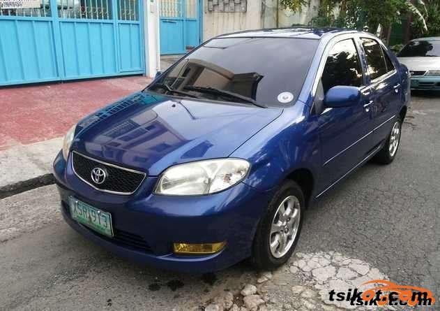Toyota Vios 2005 - 2