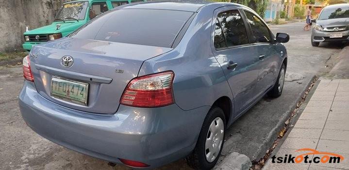 Toyota Vios 2011 - 2