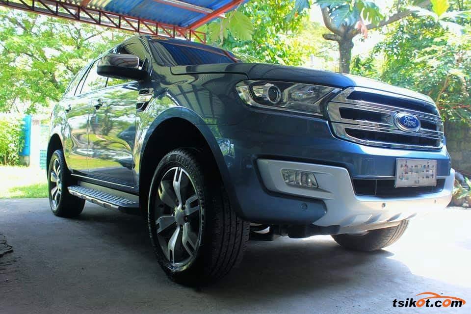 Ford Everest 2016 - 8