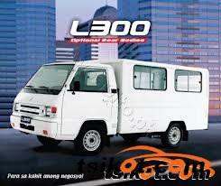 Mitsubishi L-300 2015 - 1