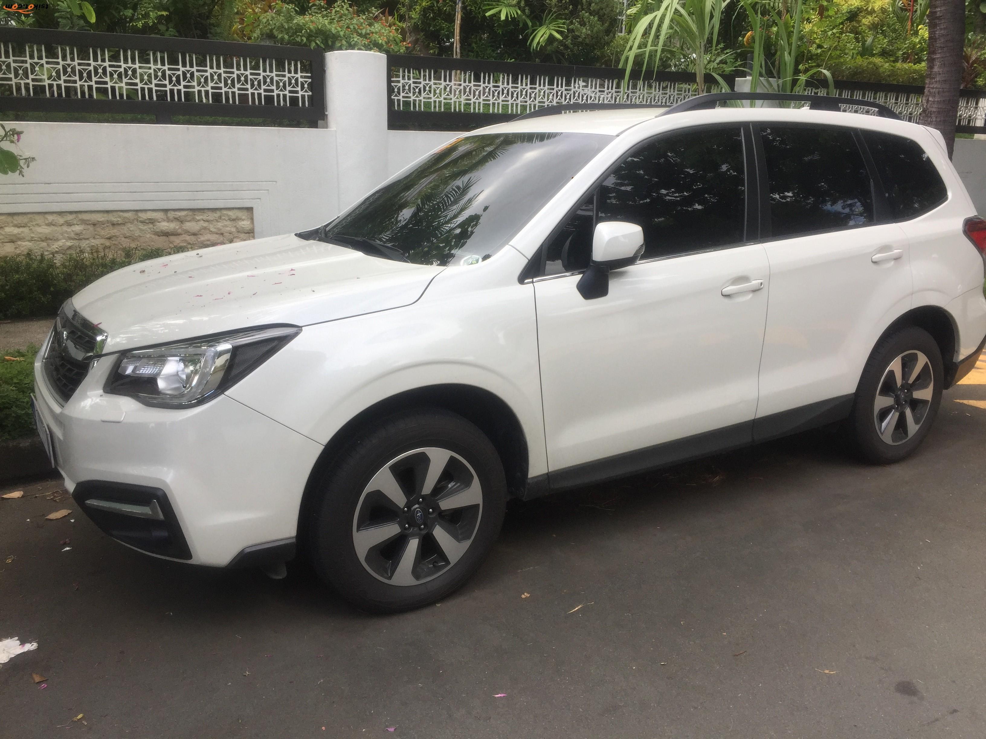 Subaru Forester 2017 - 3