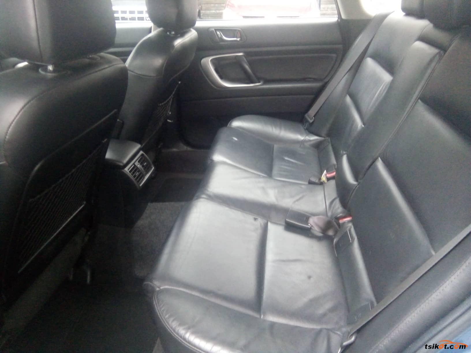 Subaru Outback 2007 - 2