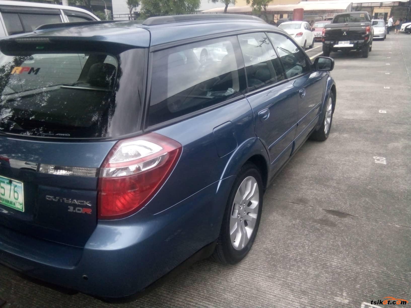 Subaru Outback 2007 - 5