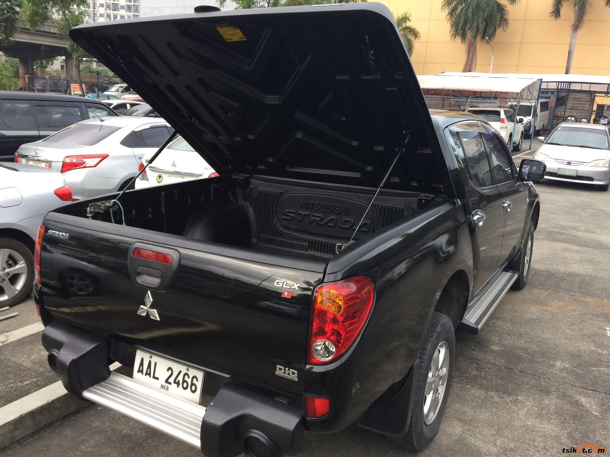 Mitsubishi Strada 2014 - 5