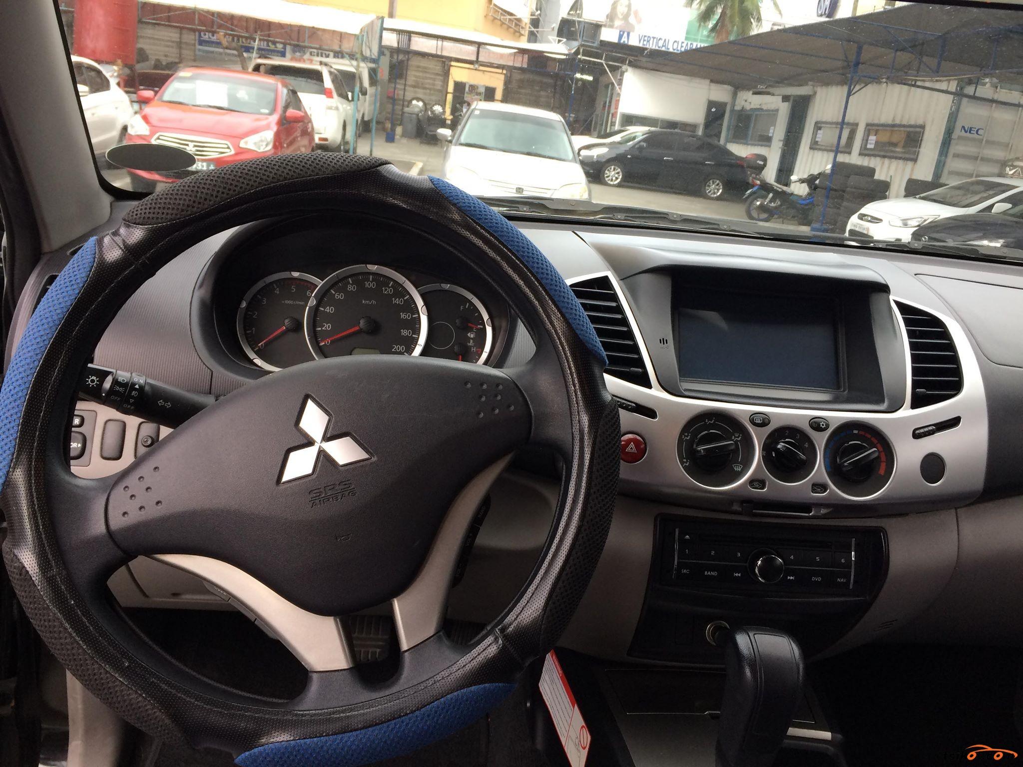 Mitsubishi Strada 2014 - 9