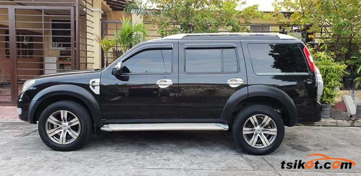 Ford Everest 2013 - 2