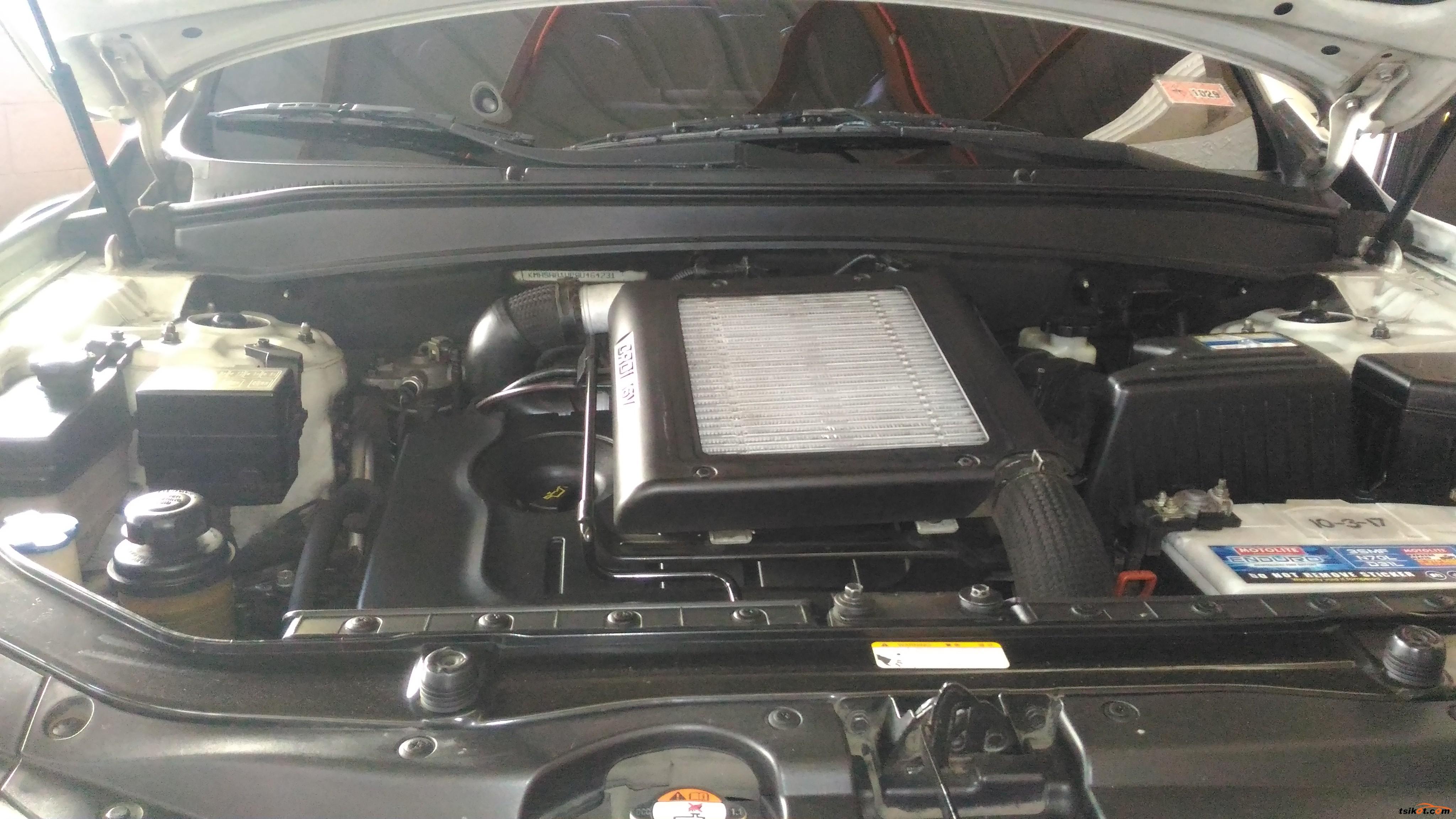 Hyundai Santa Fe 2010 - 9