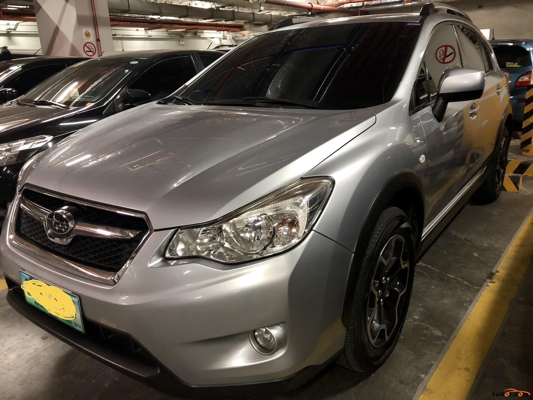 Subaru Xv 2012 - 2