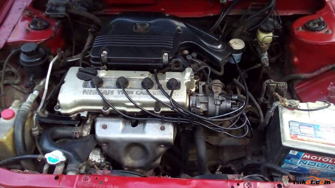 Nissan Sentra 1993 - 2