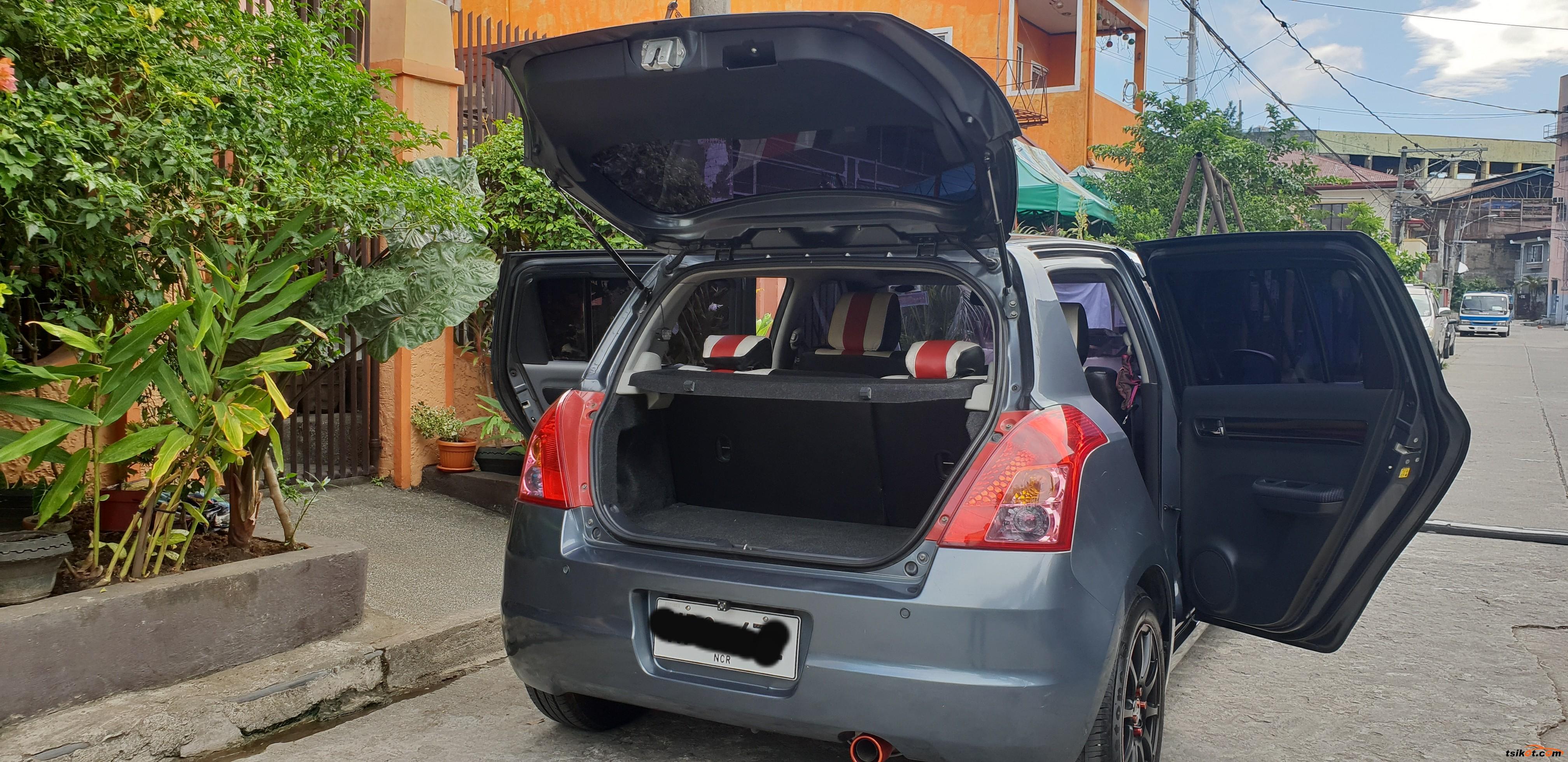 Suzuki Swift 2009 - 5