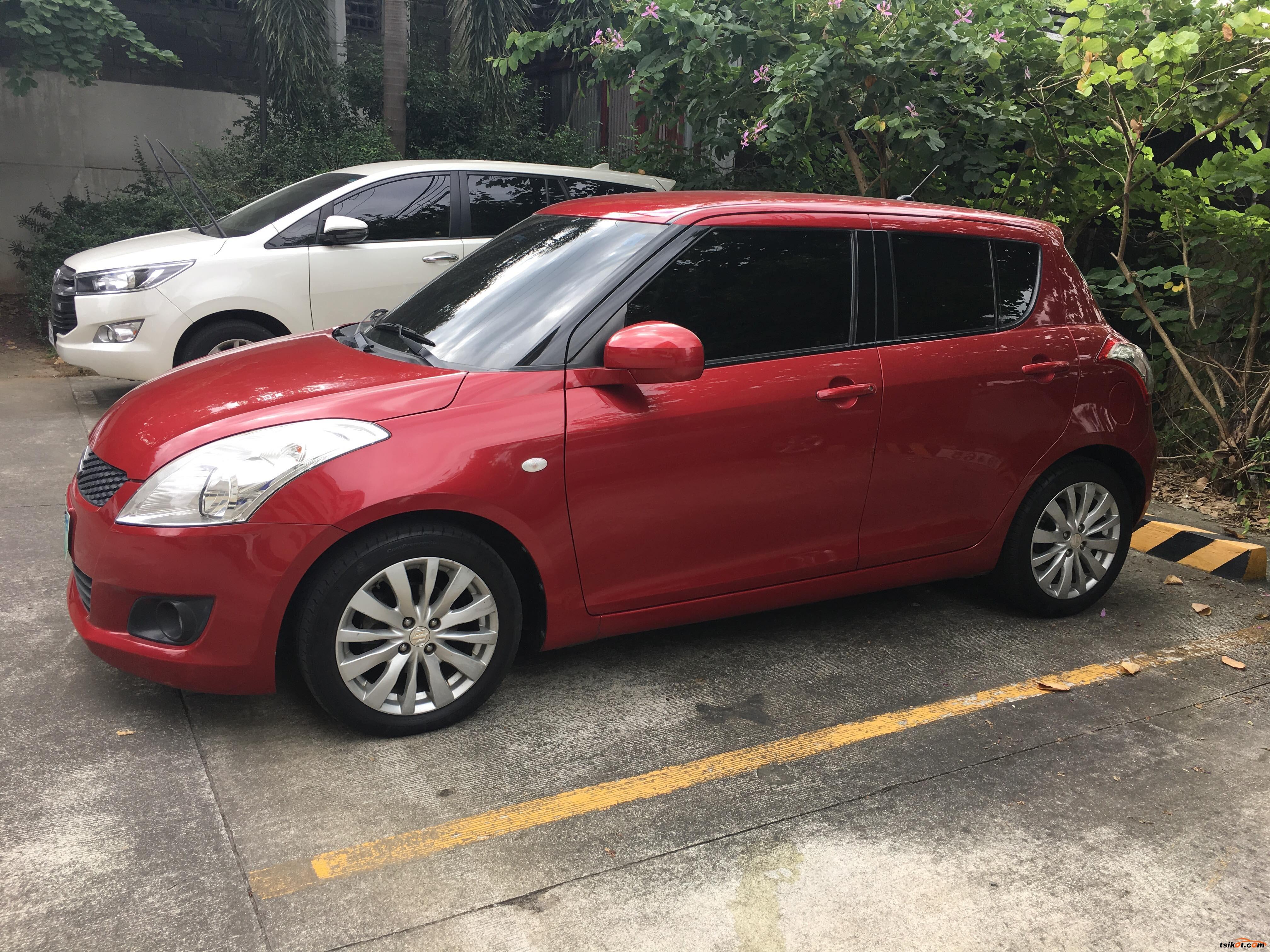 Suzuki Swift 2013 - 3