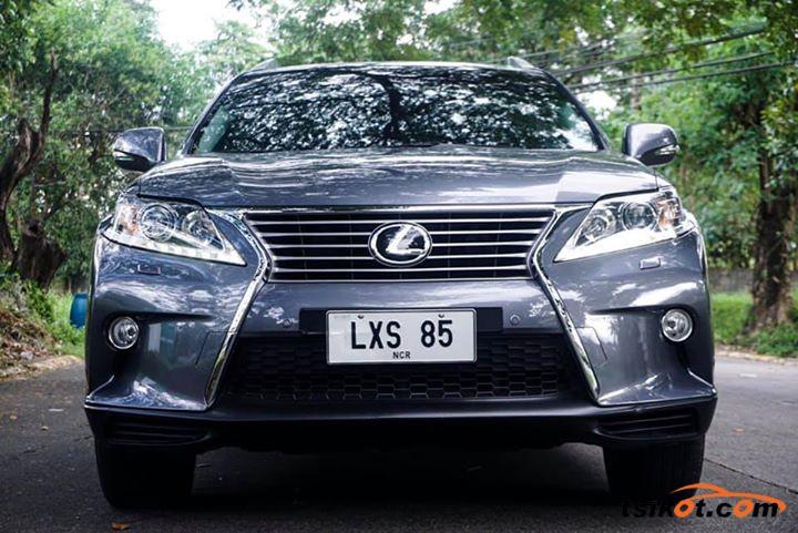Lexus Rx 350 2014 - 1