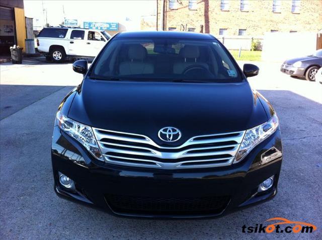Toyota Venza 2010 - 2