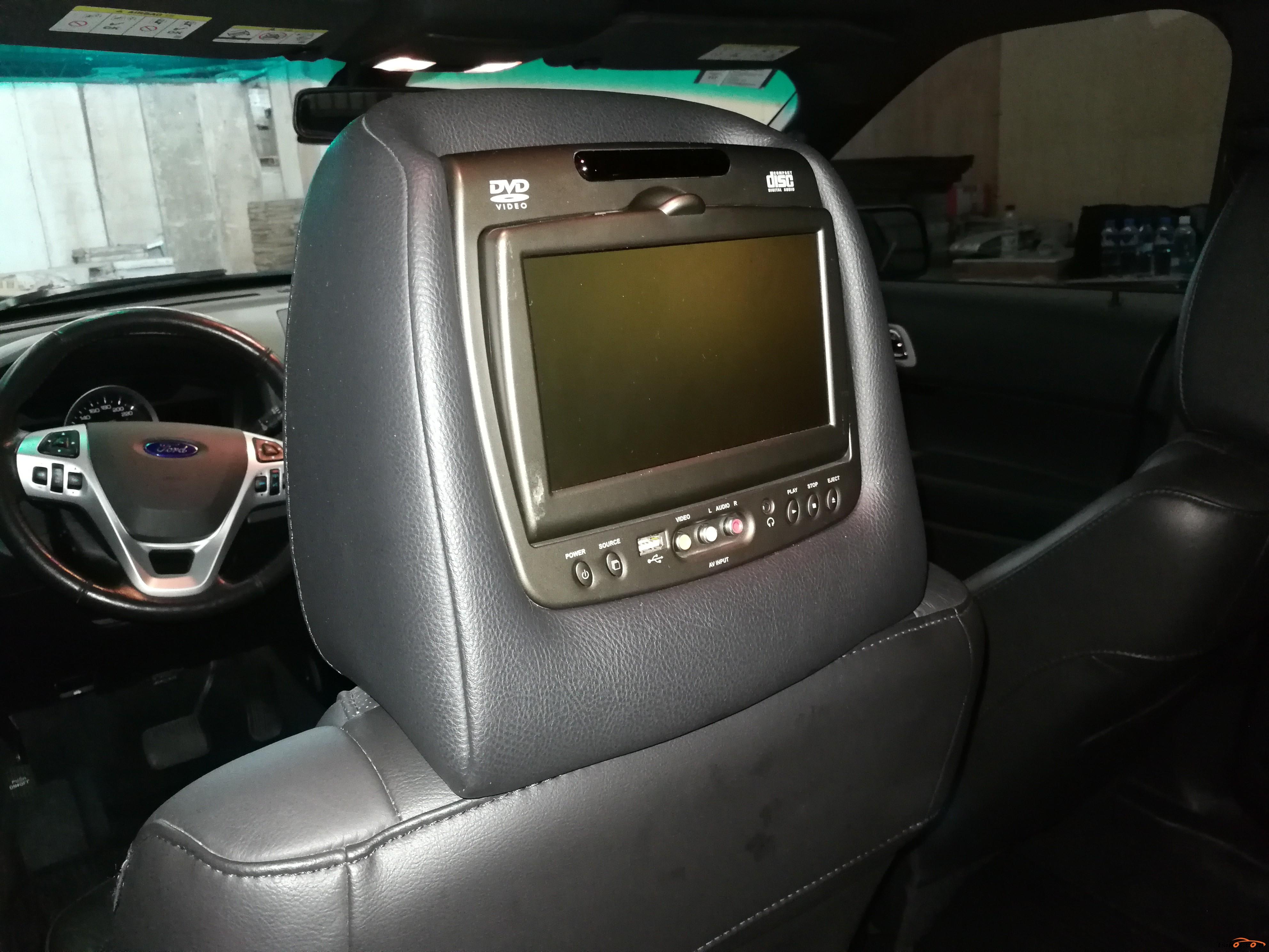 Ford Explorer 2014 - 1
